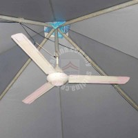 Ceiling Fan, Mist Fan, Industrial Fan & Lighting Photo ...