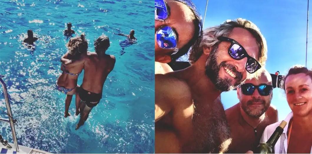 E' vero che in barca a vela la coppia scoppia?