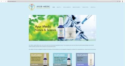 ayur-medic.com Shopify