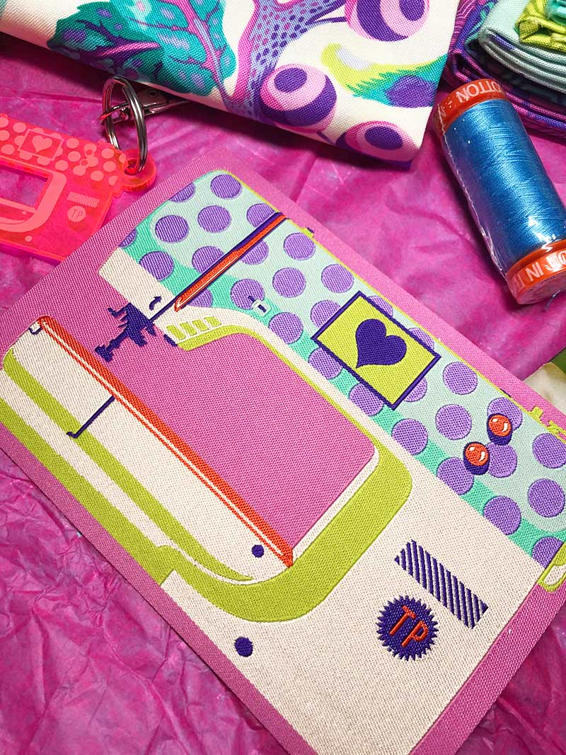 Tula Pink Quilty Box : quilty, Quilty