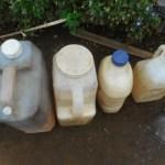 肥料づくり:米の研ぎ汁乳酸発酵液の製造
