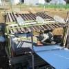農業施設:第二雨水集水装置の整備