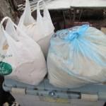 農業資材:米糠の確保
