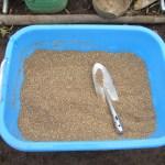肥料づくり:EMボカシ肥料(1)