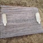アスパラガス(2):冬肥を施し防寒対策を行う