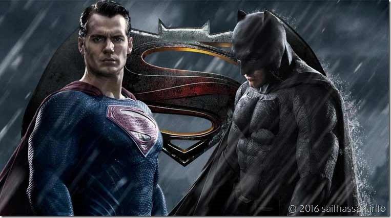 Batman v Superman Audience Review
