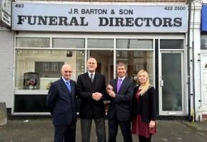 J R Barton & Son