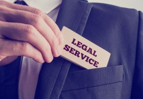 Legal services growth