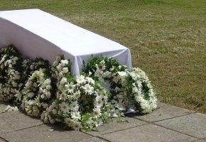 Funeral attendance