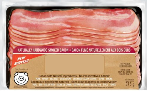 No-Added Preservatives Bacon