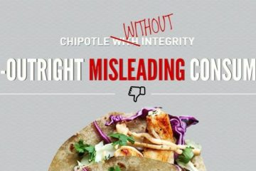 The integrity of Chipotle's GMO free marketing