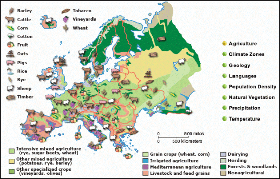 What is the Common Agricultural Policy? 4