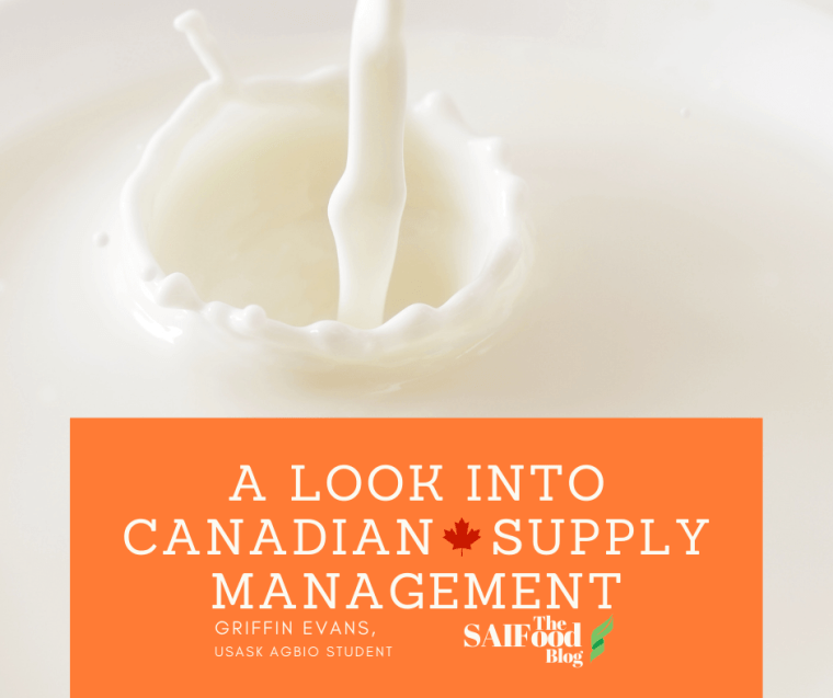 A look into canadian supply management