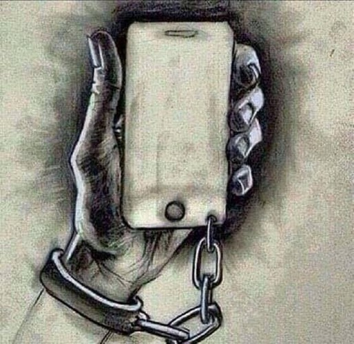 Who's In Charge? Smartphone or Us?
