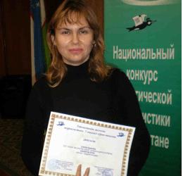 Saiga News scoops top award in Uzbekistan