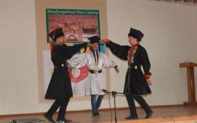 Saiga Day Celebrations in Russia 2013