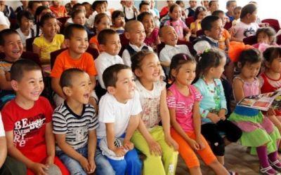 Third Annual Saiga Day in Kazakhstan 2013
