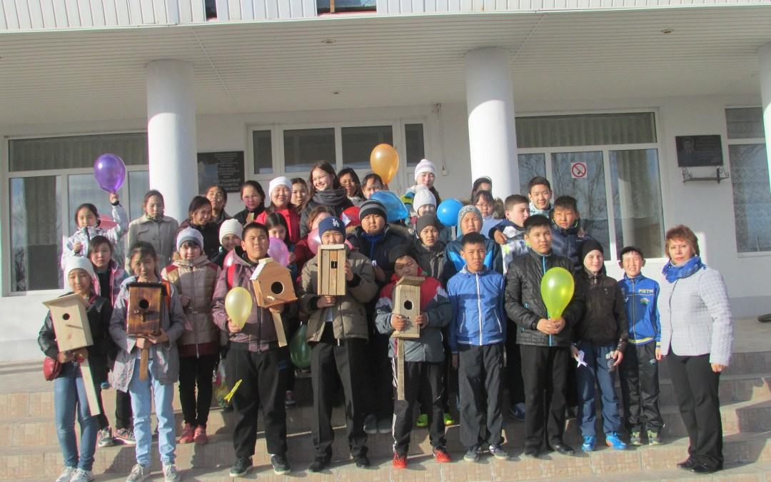 Saiga Day Celebrations in Russia 2015