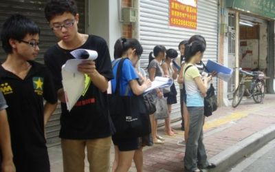 """Fenglian Li (China) """"Saiga trade market monitoring, outreach campaign and law enforcement support for TCM in Guangzhou, China"""""""