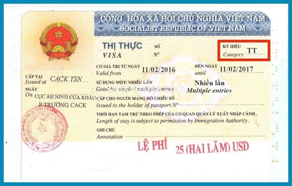ベトナムの家族帯同ビザ(TT)を解説|駐在員の扶養者向け|取得方法 ...