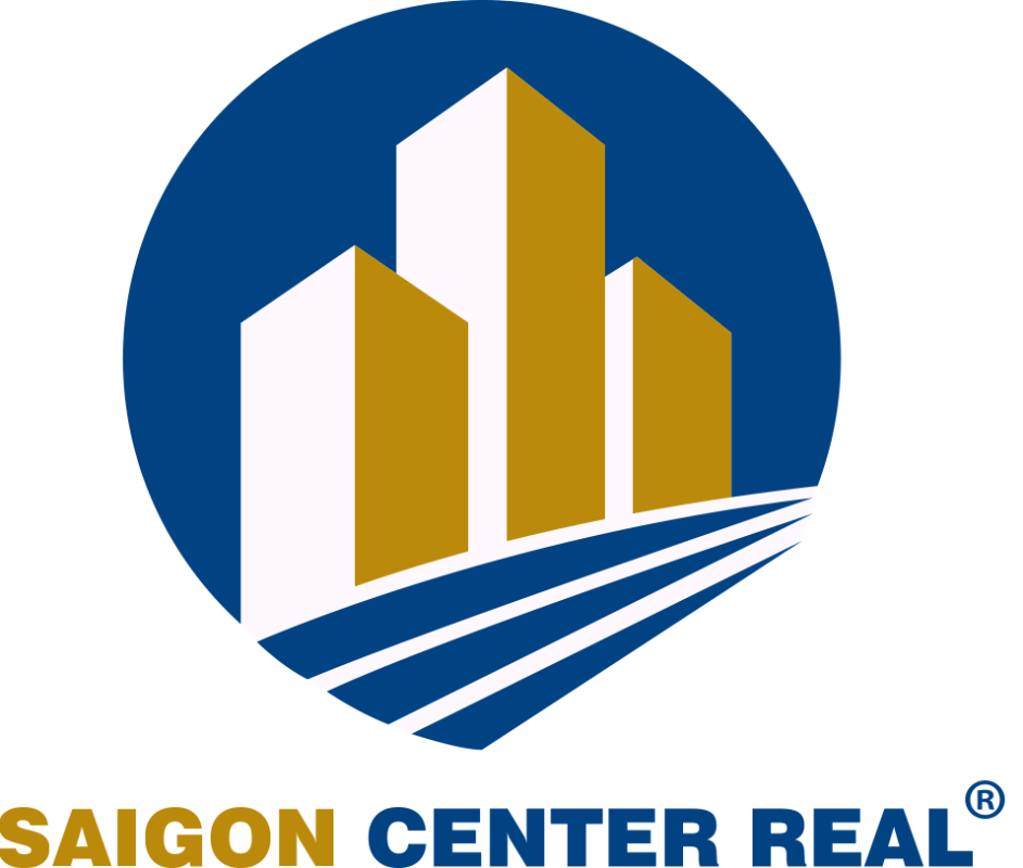 logo saigon center real