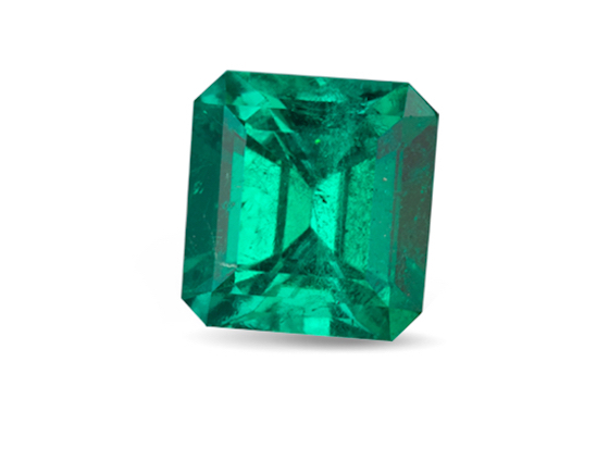 polished emerald