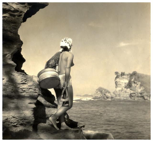 AMA - NữThợ lặn Ngọc trai huyền thoại Nhật Bản. Yoshiyuki Iwase