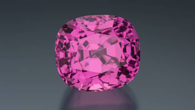24.59ct Sri Lankan Pink Sapphire
