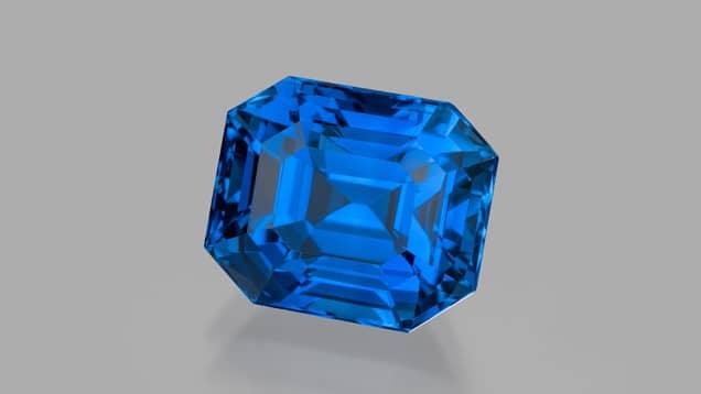 8ct Myanmar Sapphire