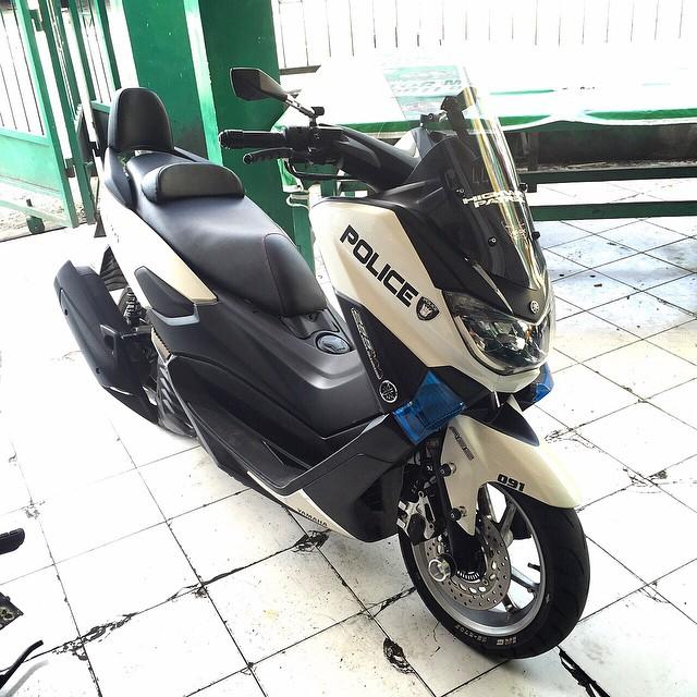 Inspirasi Modifikasi Yamaha NMax 155  SAiiSOKUcom