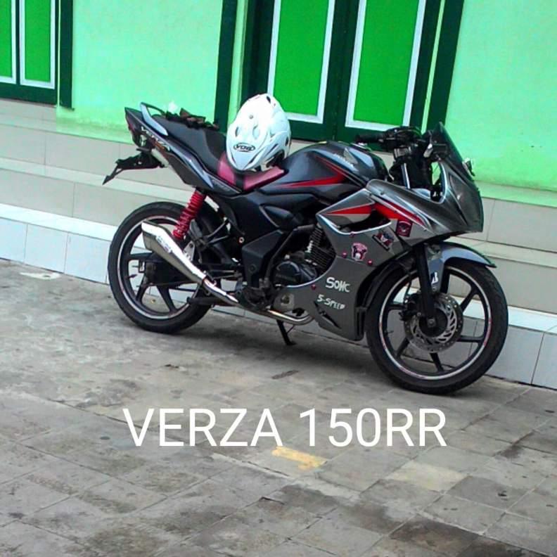 Honda Verza Pakai Full Fairing Old Cbr150r