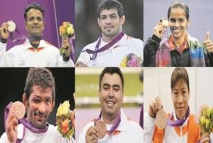 Indian Olympics Medalist