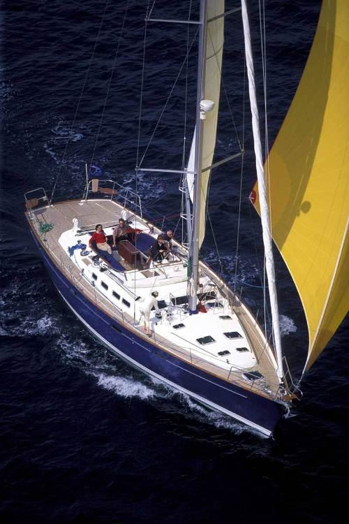 Sea Star Sailing Yacht Beneteau 57 Enjoy Sailing