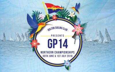 GP14 Northerns & Summer Bash 2018