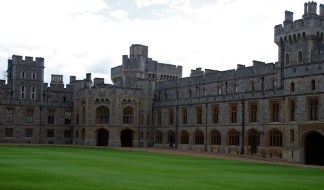 The private apartments of the Queen