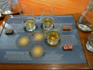 Chocolate and whiskey, what could be better?