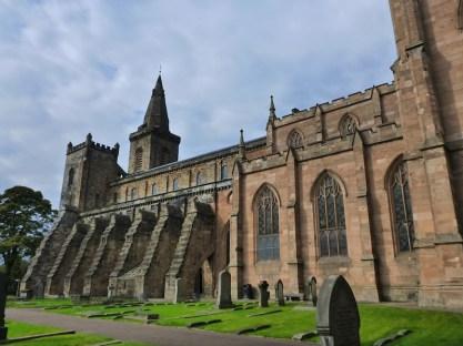 The original 1100 abbey
