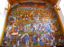 The history of Patzcuaro