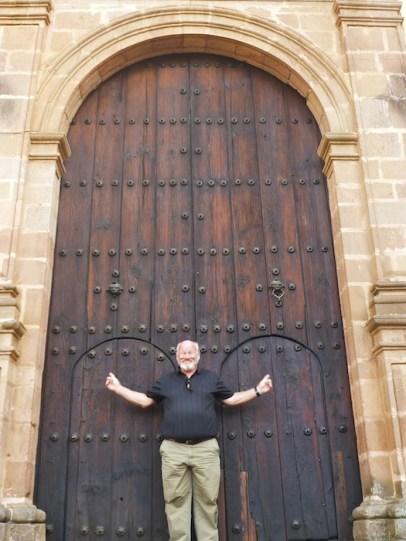 Hobbit doors!
