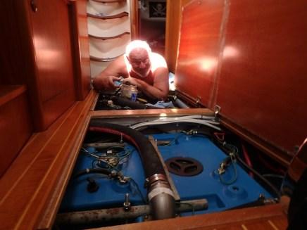 Marty the mechanic