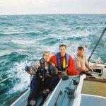 Racing offshore Amelia Island