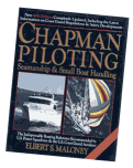 The cover of a book:  Chapman Piloting Seamanship & Small Boat Handling, vintage 1991 edition 60th edition.