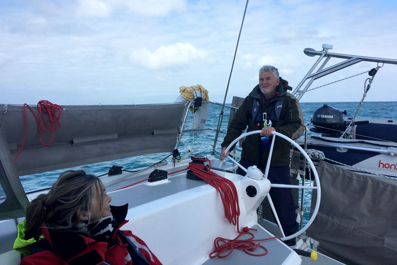 St Kilda and Outer Hebrides trip 5th to 11th July – Captains Blog
