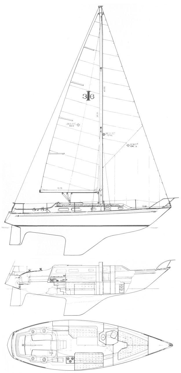 hight resolution of islander 36