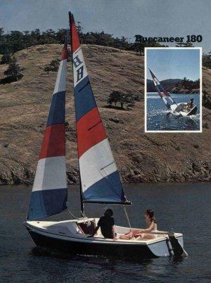 SailboatData  BUCCANEER 180 Sailboat