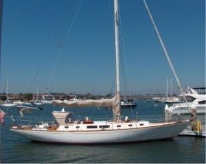SailboatData  CAL 48 Sailboat