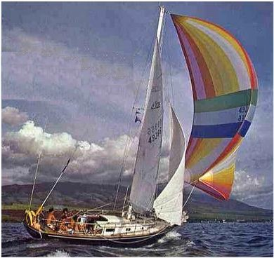 FUJI 35 Sailboat