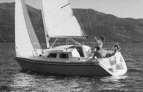 hunter sailboat rigging diagram 1987 toyota truck radio wiring sailboatdata.com - 27-2