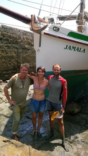 Keith,Sandra, James & Jamala