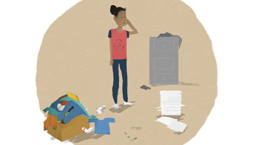Trapped in a Nightmare – How to Start Tidying Up?